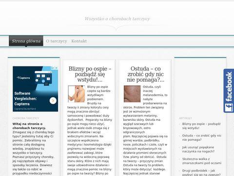 Chorobatarczycy.net.pl - hashimoto