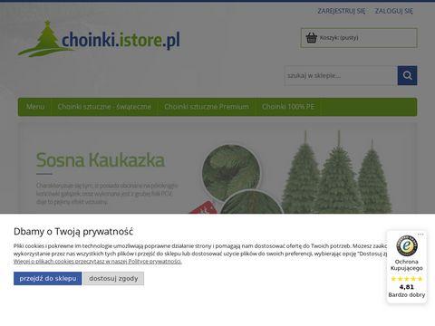 Choinki.istore.pl sztuczna sosna