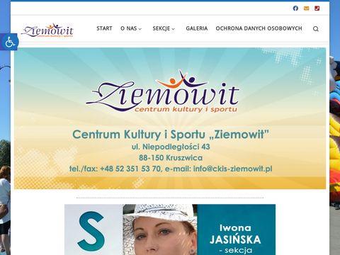 CKiS - ZIEMOWIT - sala widowiskowa