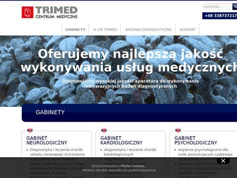 CM Trimed - USG w Wadowicach