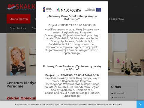 Cmskalka.pl Centrum Medyczne Olkusz