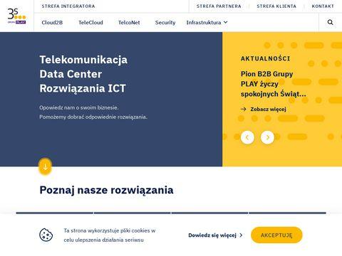 Cloud2b.pl serwery dedykowane