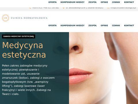 Clinica Dermatologica Gdańsk - wenerolog