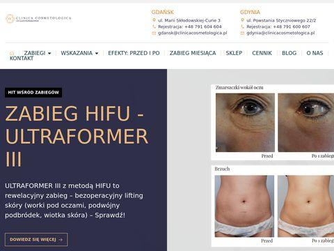 Clinicacosmetologica.pl zabiegi