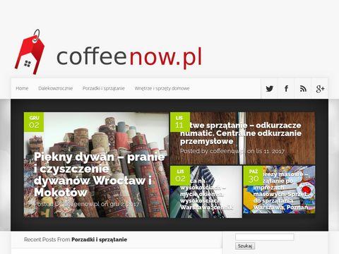 Coffeenow.pl - oddział Warszawa