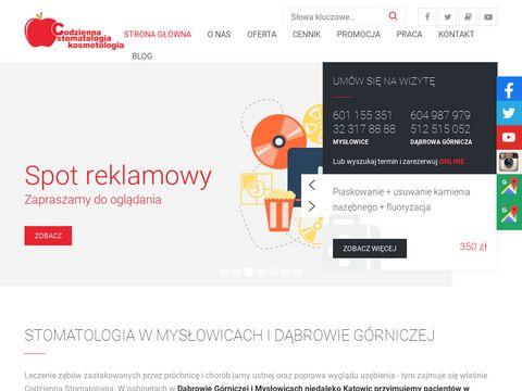 Codziennastomatologia.pl Katowice