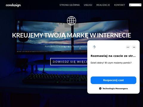 ConDesign Agencja Interaktywna Szczecin