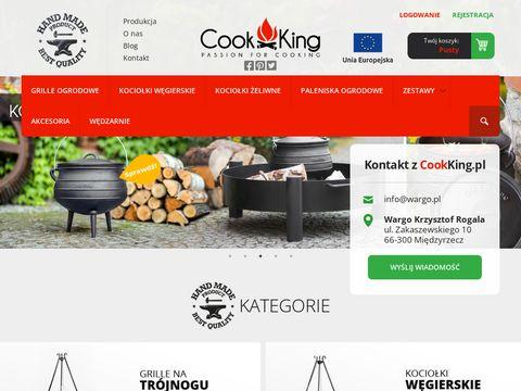 Cookking.pl - grill ogniskowy