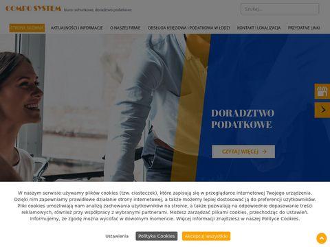 Compo System sp. z o.o. Łódź obsługa księgowa