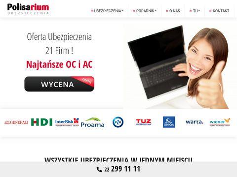 Compensa.net.pl ubezpieczenia