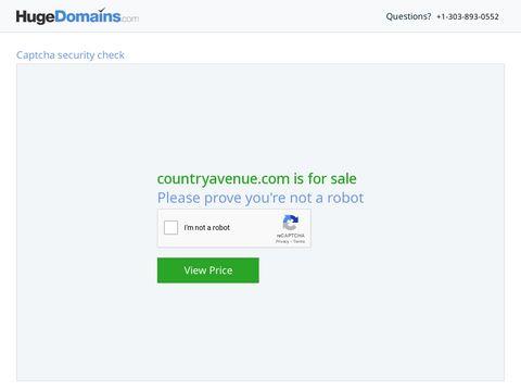 Countryavenue.com