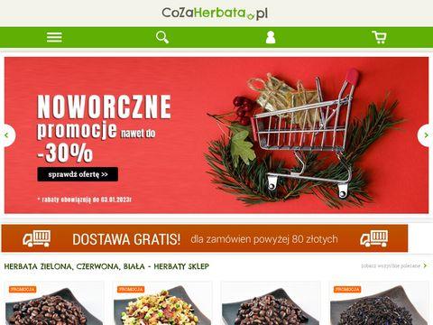 CoZaHerbata.pl - herbaty online