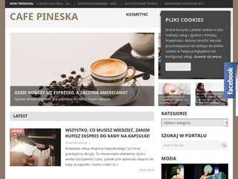 Cafepineska.pl