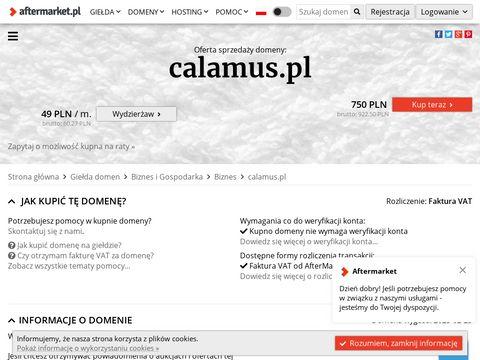 Calamus.pl - sklep z artykułami biurowymi