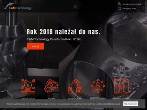 Camtechnology.pl oprogramowania CAD