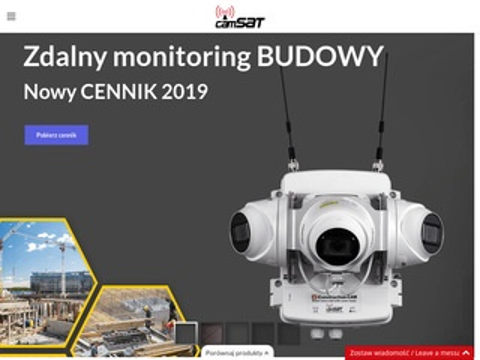 Camsat.com.pl kamery ip