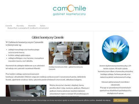 Camomile.pl - gabinet kosmetyczny Białystok