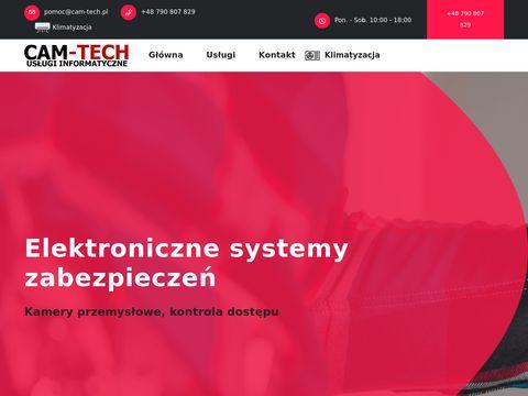 Cam-Tech.pl pogotowie informatyczne