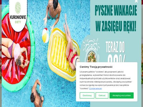 Cateromarket.pl - wyszukiwarka cateringów
