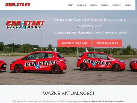 CarStart Szczecin