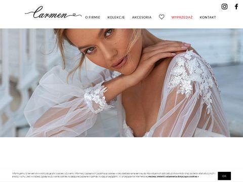 Carmen-slubne.pl - salon sukni ślubnych