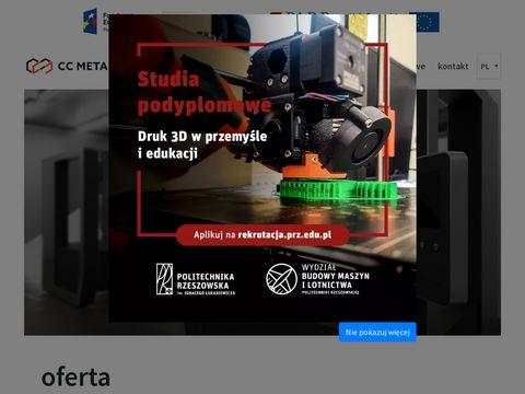 Ccmetal.pl drukarka 3D