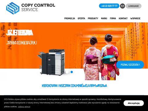 Ccspolska.pl serwis kopiarek