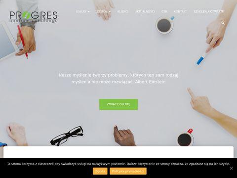 CCProgres - coaching biznesowy, zespołowy - Śląsk
