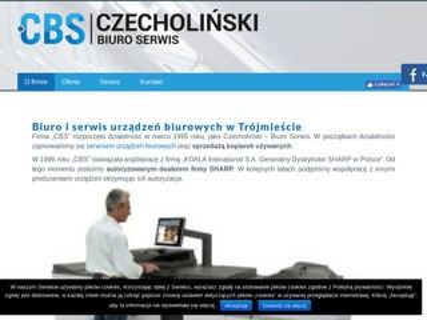 CBS sprzedaż niszczarek