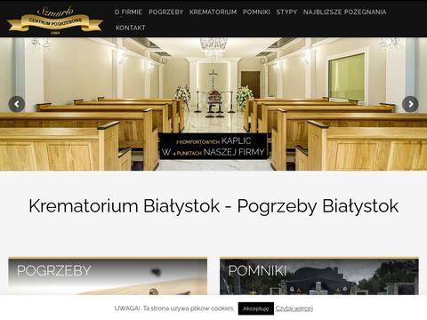 Centrum-pogrzebowe.pl krematorium Szmurło