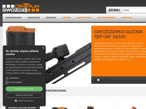 CentrumGwozdzi.pl gwoździarki
