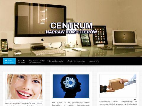 Centrumnaprawkomputerow.pl komputerowy