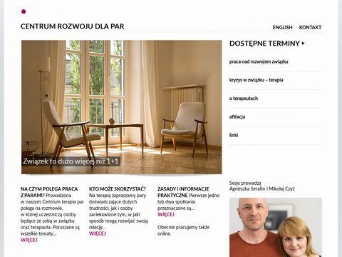 Centrumpar.pl terapia małżeńska