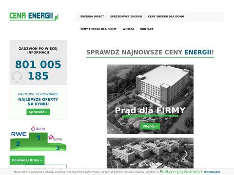 Cena-energii.pl porównywarka
