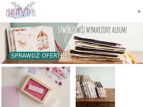 Cervus-shop.pl artykuły dla fotografów