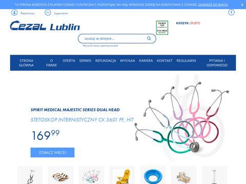 Cezal.lublin.pl sklep