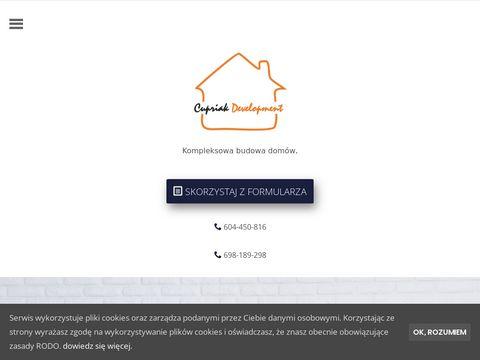 Cupriak Development spółka jawna