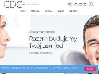 Cdcstomatologia.pl Cracow Dental Centre