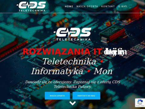 Cds.pulawy.pl usługi teleinformatyczne
