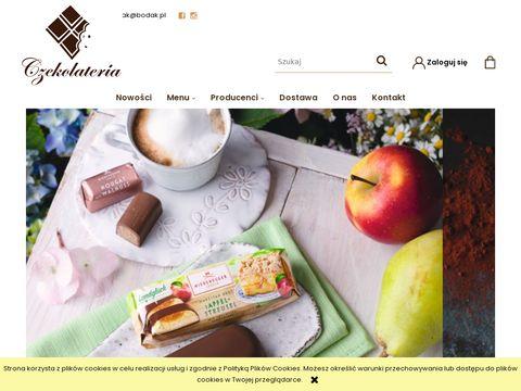 Czekolateria.pl wyjątkowe czekoladki na prezent