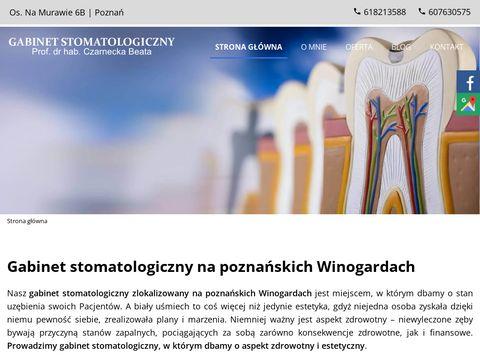 Czarnecka-stomatolog.com.pl