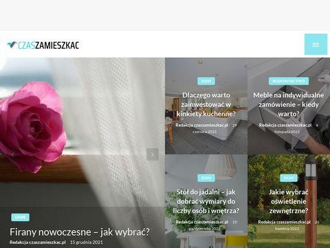 Czaszamieszkac.pl oferty nieruchomości