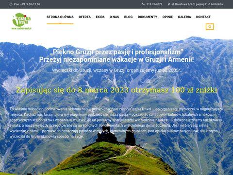CzajkaTravel.pl - wczasy w Gruzji