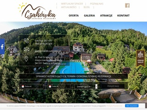 Czahowka.pl - wakacje w Górach