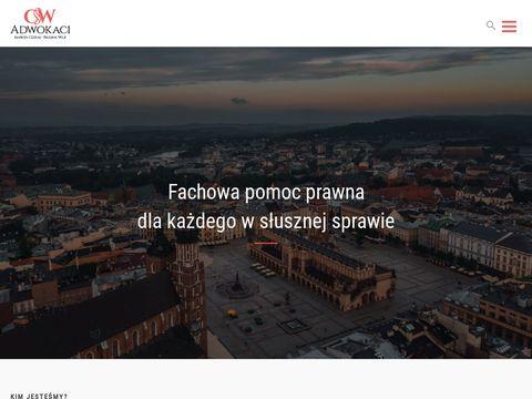 CSWadwokaci.pl - porady prawne Kraków