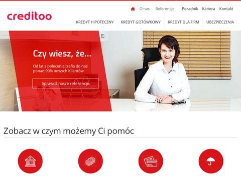 Creditoo.pl doradca kredytowy