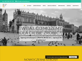 Createwithus.pl - graphic design podkarpackie