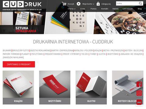 Cuddruk.pl drukarnia