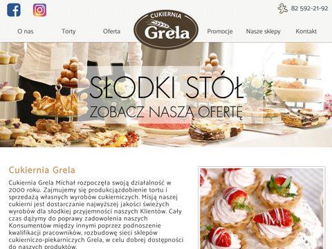 Cukiernia-grela.pl - Chełm, torty, ciasta