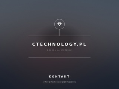 Ctechnology.pl projektowanie sklepów online Gdańsk